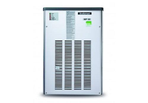 Scotsman Ice Systems Chip-Eismaschine MF 59 Geteilte CO2-Tagesproduktion von 700 kg