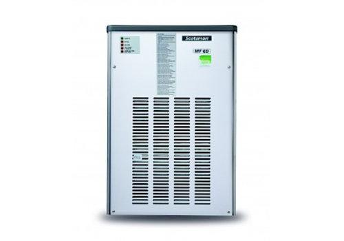 Scotsman Ice Systems Chip-Eismaschine MF 69 Geteilte CO2-Tagesproduktion von 1400 kg