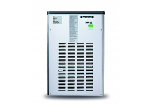 Scotsman Ice Systems Chip ice machine MF 69 Split CO2 1400kg daily production