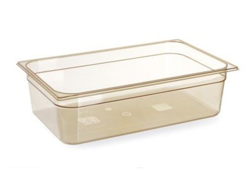Hendi Plastic gastronorm containers 1/1 -40 ° C to 150 ° C