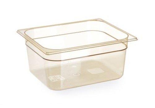 Hendi Gastronormbacken aus Kunststoff 1/2 - 40 ° C bis 150 ° C