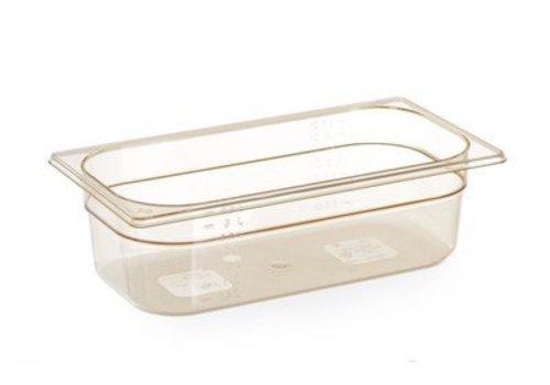 Hendi Gastronormbehälter aus Kunststoff von 1/3 bis 40 ° C bis 150 ° C