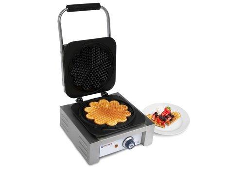 Hendi Waffle Maker | heart shape