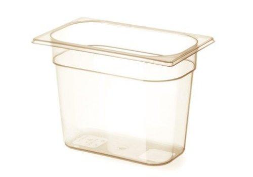Hendi Gastronormbehälter aus Kunststoff von 1/4 bis 40 ° C bis 150 ° C