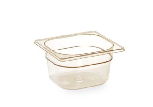 Hendi Plastic gastronorm containers 1/6 -40 ° C to 150 ° C