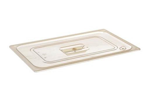Hendi Gastronormabdeckung aus Kunststoff -40 ° C bis 150 ° C 1/1 bis 1/9 GN