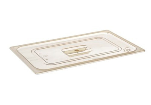 Hendi Plastic Gastronorm cover -40 ° C to 150 ° C 1/1 to 1/9 GN