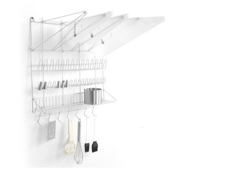 Hendi Wall rack for piping bags