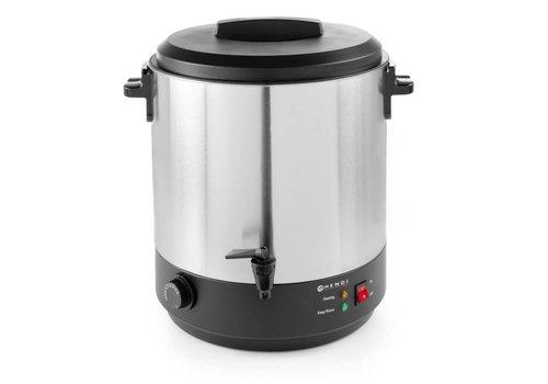 Hendi Warme Drankenketel 28 liter