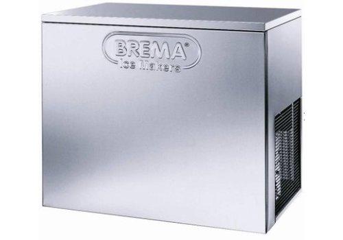 Brema Luftgekühlte Eiswürfelmaschine ohne Bunker C150 | 155 kg
