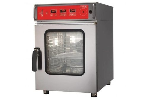 Gastro-M Gastro M Combisteamer | 6 x GN1 / 1 | Electronic Control
