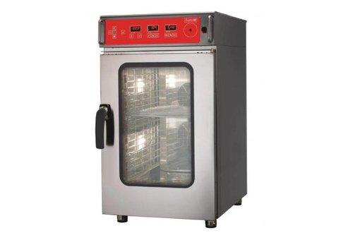 Gastro-M Gastro M Combisteamer   10 x GN1/1   Elektronische Bediening   51,7x89x(H)95,6cm