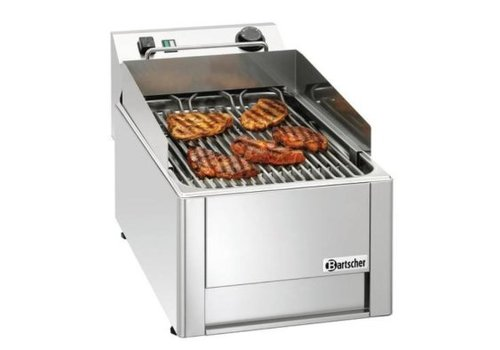 Bartscher Water grill 40 | Fast Warm-up Time 400V