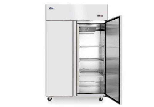 Hendi Kühlschrank mit 2 Türen Edelstahl | 1300L