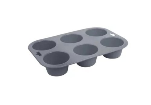 Vogue Silicone baking form 6 Muffins
