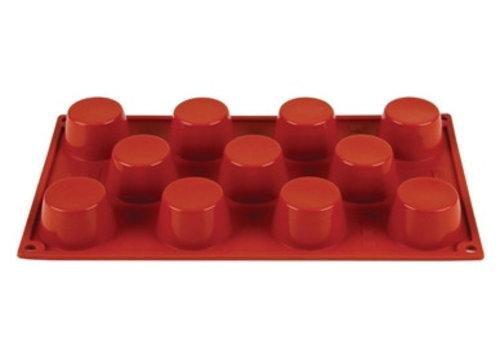 HorecaTraders 11 Mini-Muffins Backform