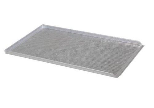 HorecaTraders Perforated baking sheet aluminum