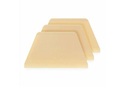 Hendi Dough scraper | Trapezoid model (per 3 pieces)