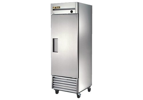 True cooling - stainless 580Ltr