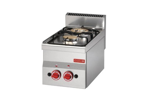 Gastro-M Cooker 2 burners | 2.8 / 3.3 KW