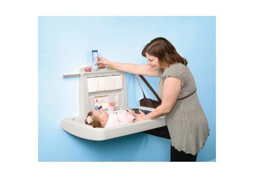Rubbermaid Baby Verzorging Klaptafel