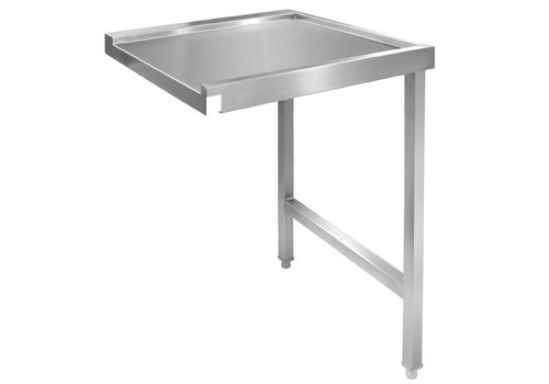 Vogue Transit Sink Table Right 88 x 110 x 65 cm
