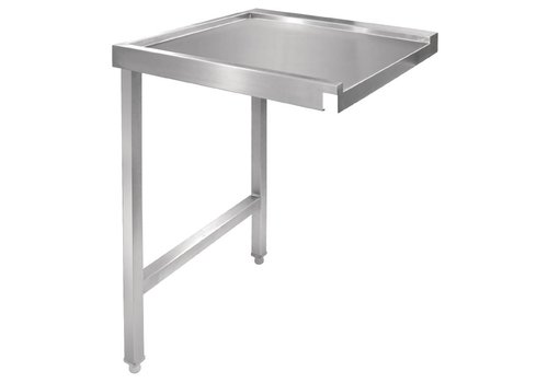 Vogue Transit Sling table Left | 88 x 110 x 65 cm