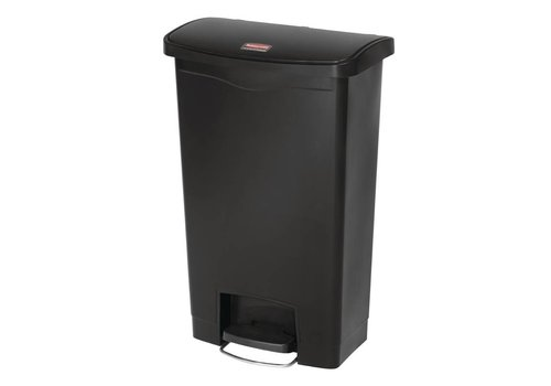 Rubbermaid Pedaal Afvalbak 50 Liter | 3 Kleuren
