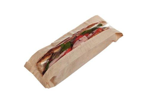 HorecaTraders Baguette paper bag (1000 pieces)