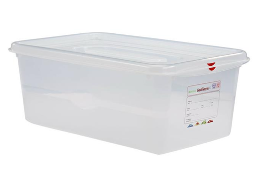 Plastibac Gastronorm storage boxes 1/1 GN | 6 pieces