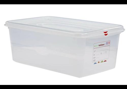 Plastibac Gastronorm Voorraaddozen |  1/1 GN | 6 stuks