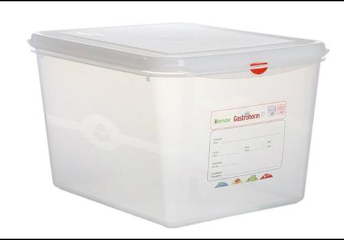 Plastibac Gastronorm Voorraaddozen | 1/2 GN | 6 stuks
