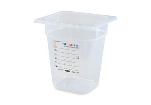 Plastibac Gastronorm Lagerboxen GN1 / 6 | 12 stück