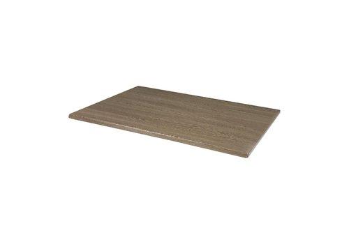 Bolero Rectangular table top
