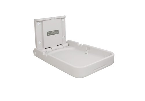 Baby Changing Table Plastic Vertical