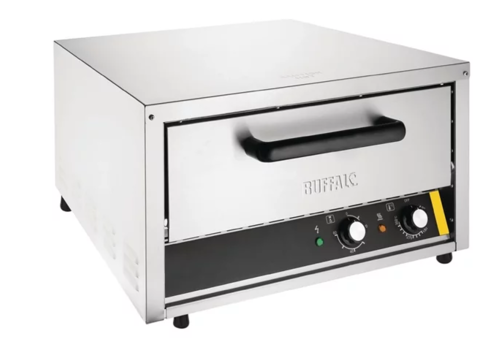 Buffalo Stainless steel pizza oven 230V