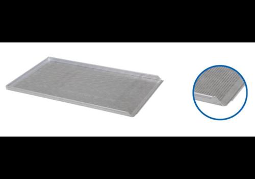 HorecaTraders Aluminium Bakplaat GN1/1 | 3 Formaten