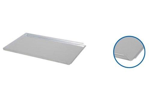 HorecaTraders Aluminium-Backblech GN 1/1 | 4 Formate