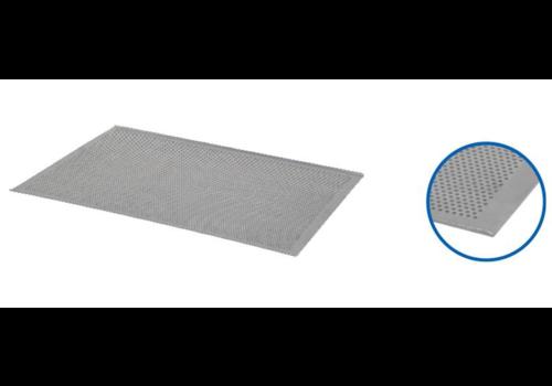 HorecaTraders Aluminium Geperforeerde Bakplaat GN1/1 | 2 Formaten
