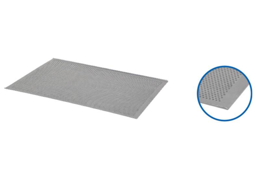 HorecaTraders Aluminum Perforated Griddle GN1 / 1 | 2 formats