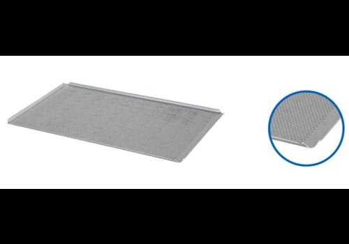 HorecaTraders Aluminium Bakplaat GN 1/1 | 2 Formaten