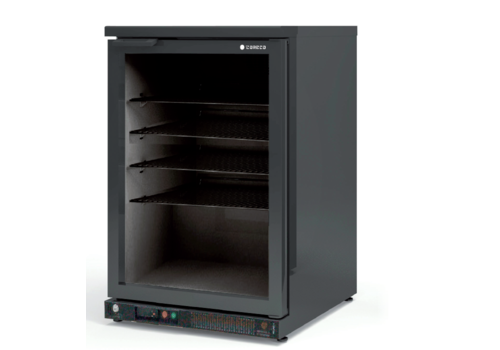 Coreco Wine fridge Black Forced