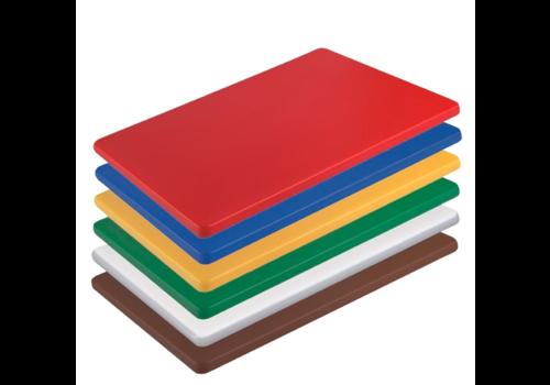 Hygiplas Kleine Schneidebretter Set | 300 x 225 x 10 mm