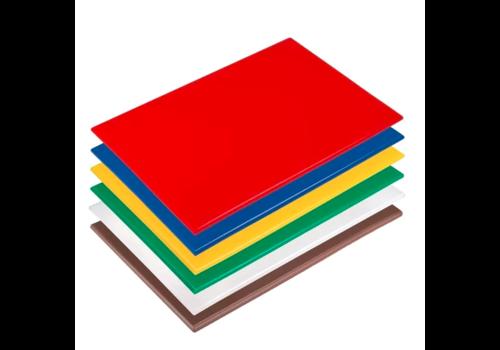 Hygiplas Antibacterial cutting board set | 450x300x10mm