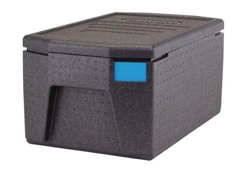 Cambro Cam GoBox Geïsoleerde Voedselcontainer 46ltr met Grote Handvatten