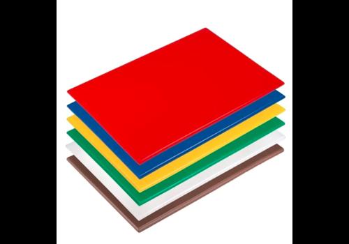 Hygiplas Antibacterial Cutting Boards Set | 12 (h) x 450 (w) x 300 (d) mm