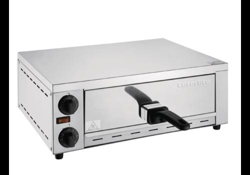 Caterlite Stainless steel pizza oven 220-240V