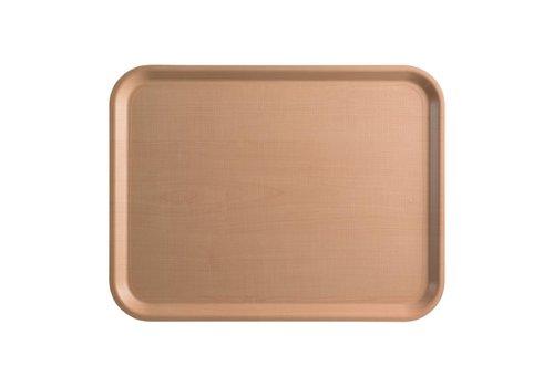 Cambro Mykonos laminated tray birch | 2 formats