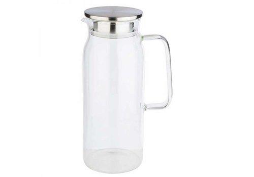 HorecaTraders Glazen Karaf | 1,5 Liter
