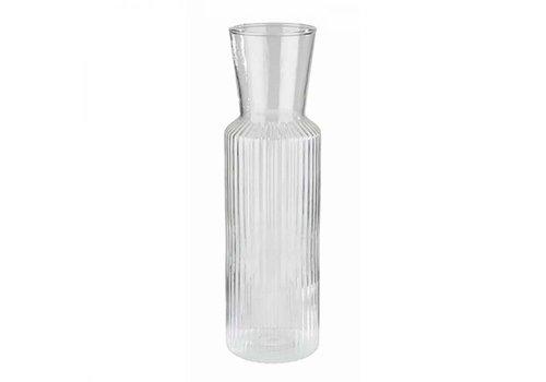 HorecaTraders Glazen Karaf | 0,9 Liter